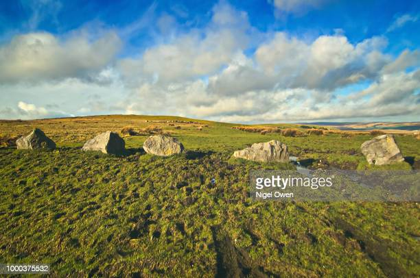 five boulders - nigel owen stock pictures, royalty-free photos & images
