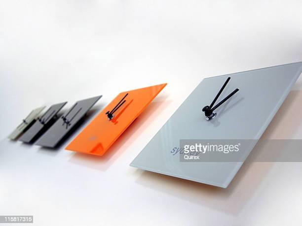 Five Clocks