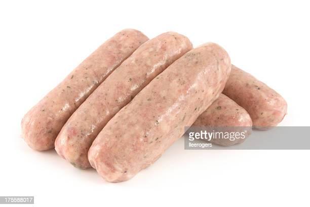 Five Cumberland Pork Sausages