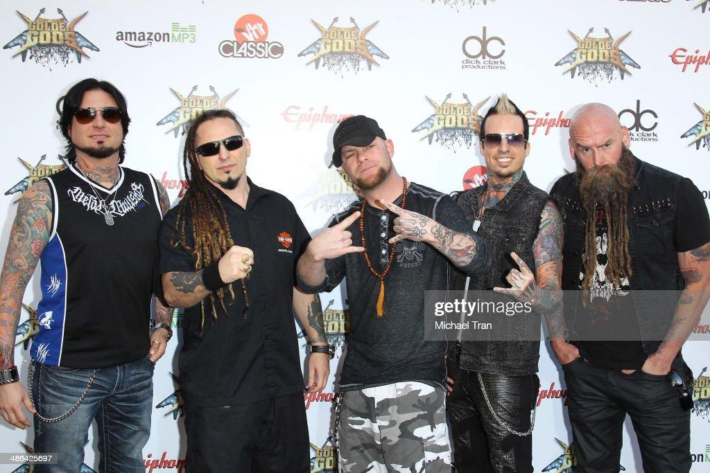 6th Annual Revolver Golden Gods Award Show - Arrivals