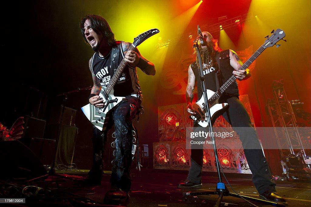 2013 Rockstar Energy Drink Mayhem Festival - Dallas, TX
