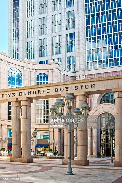 Five Hundred Boylston Street, Boston