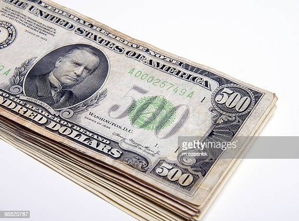 Five hundred dollar rebate