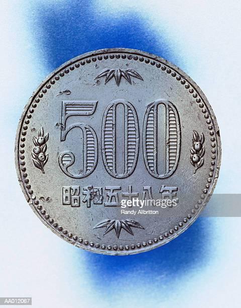 Five Hundred Yen Coin
