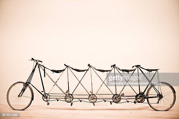 Five Seater Tandem Bicycle