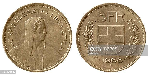 Fünf Schweizer Franken
