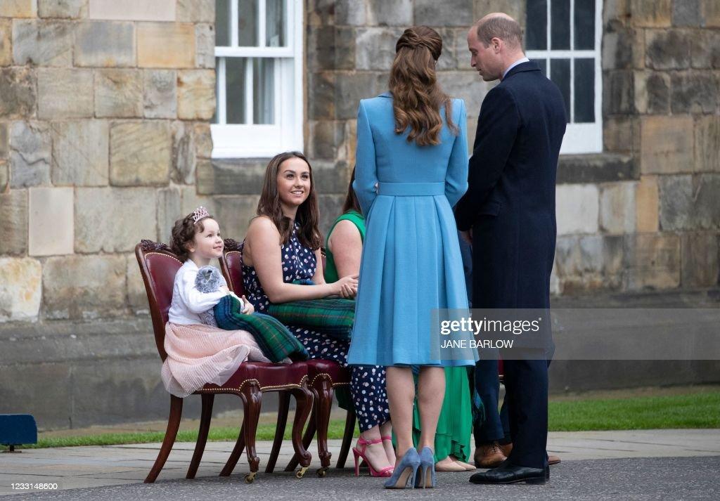 BRITAIN-SCOTLAND-ROYALS : News Photo