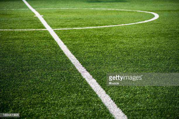 five-a-side football pitch - voetbalveld stockfoto's en -beelden
