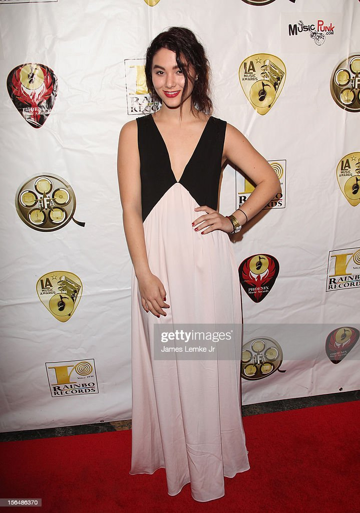 Fivel Stewart attends the 22nd Annual LA Music Awards held at the Avalon on November 15, 2012 in Hollywood, California.