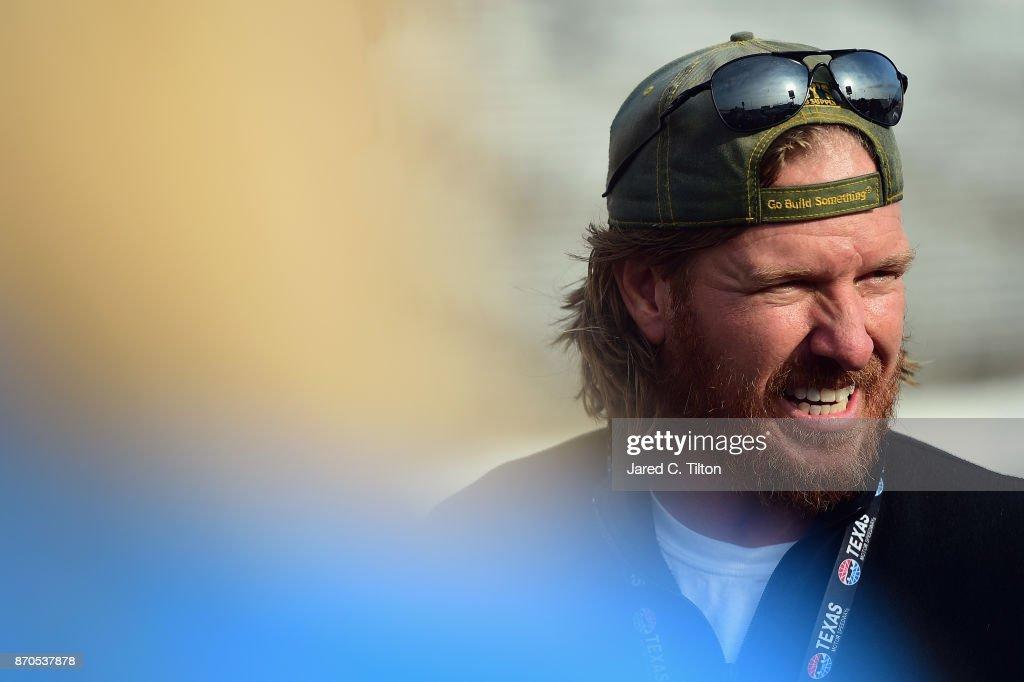 Monster Energy NASCAR Cup Series AAA Texas 500 : News Photo