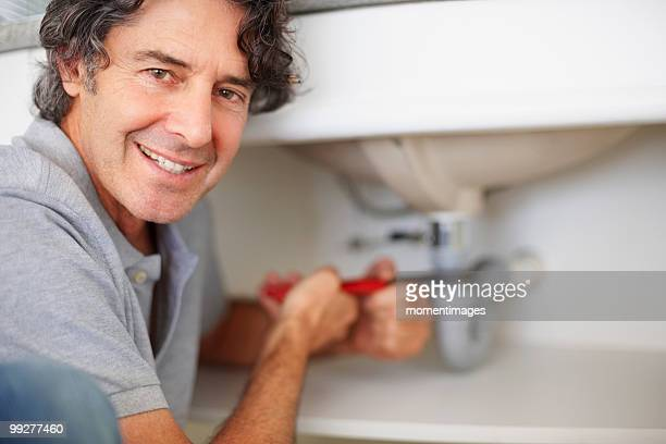 Fixing a leaky sink