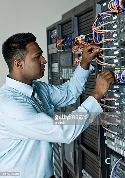 Fixing a network server