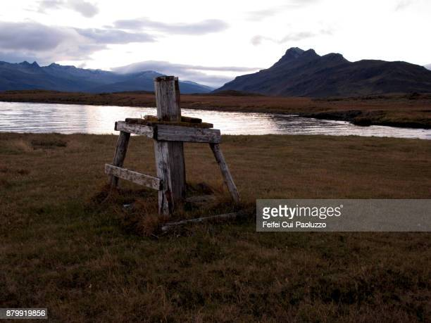 fjord of djúpivogur, east iceland - austurland stock pictures, royalty-free photos & images