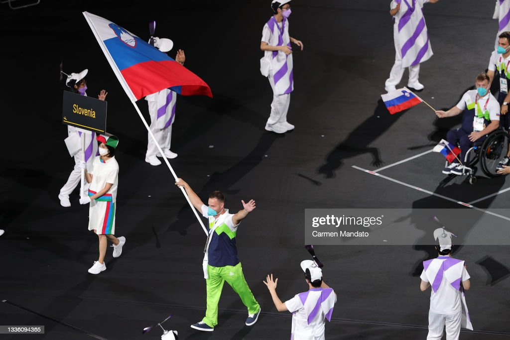 Paralympics - Opening Ceremony : ニュース写真