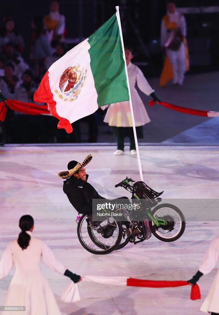 2018 Paralympic Winter Games - Closing Ceremony : News Photo
