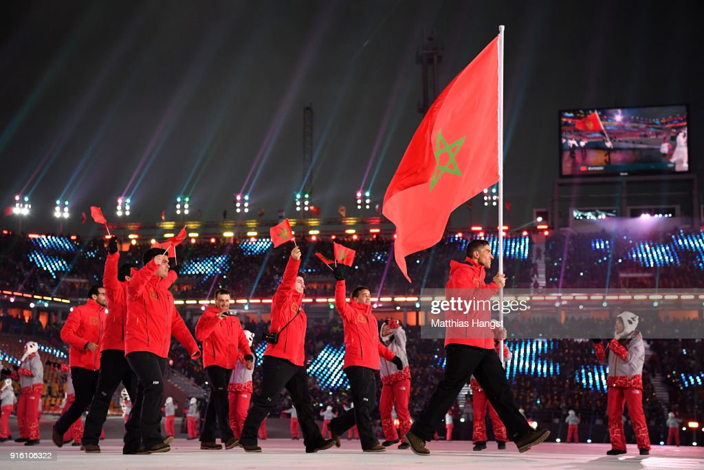 2018 Winter Olympic Games - Opening Ceremony : Photo d'actualité