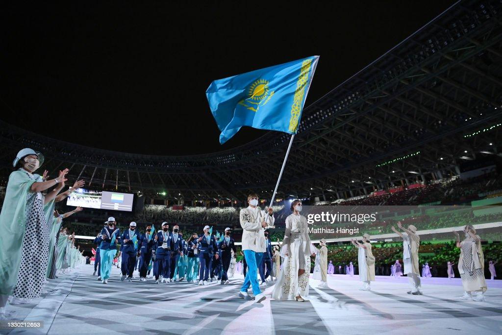 Opening Ceremony - Olympics: Day 0 : ニュース写真
