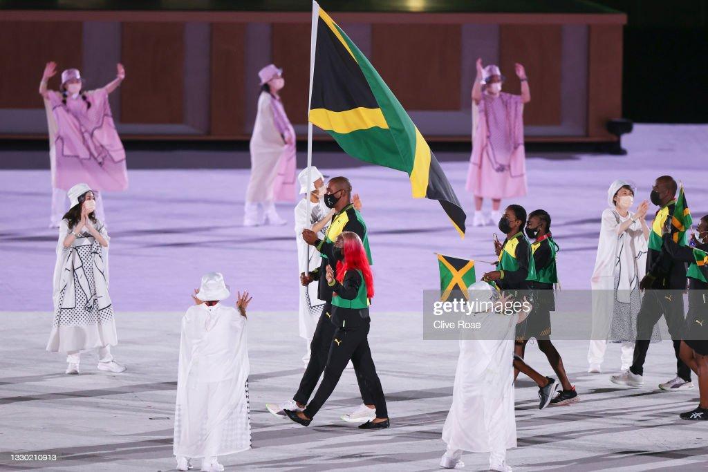 Opening Ceremony - Olympics: Day 0 : News Photo