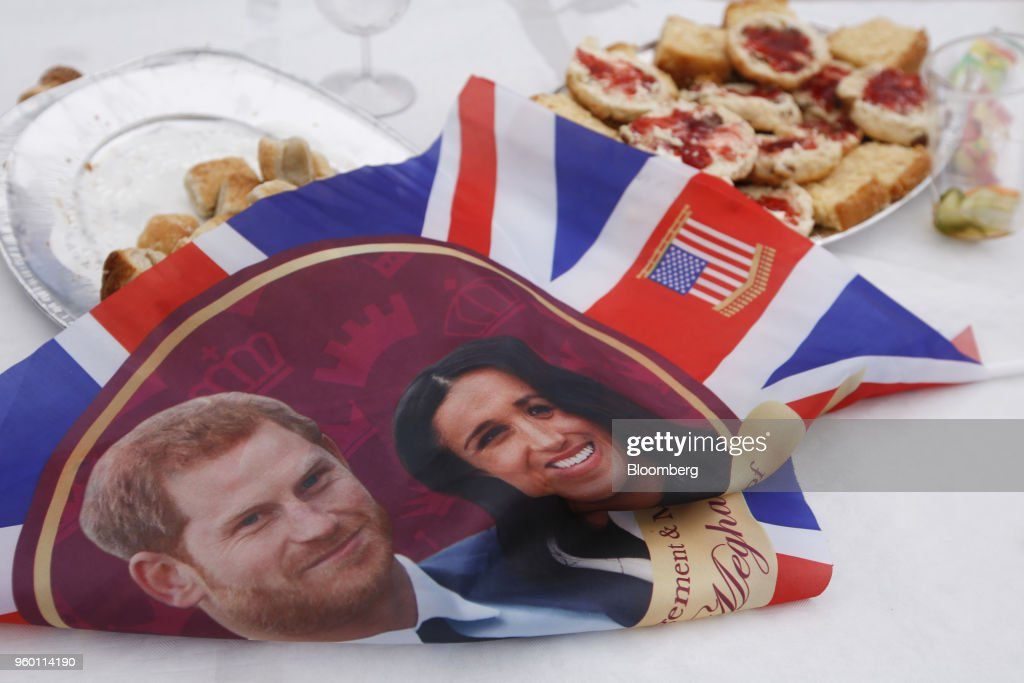 Where The Rest Of The World Watches The Royal Wedding : News Photo