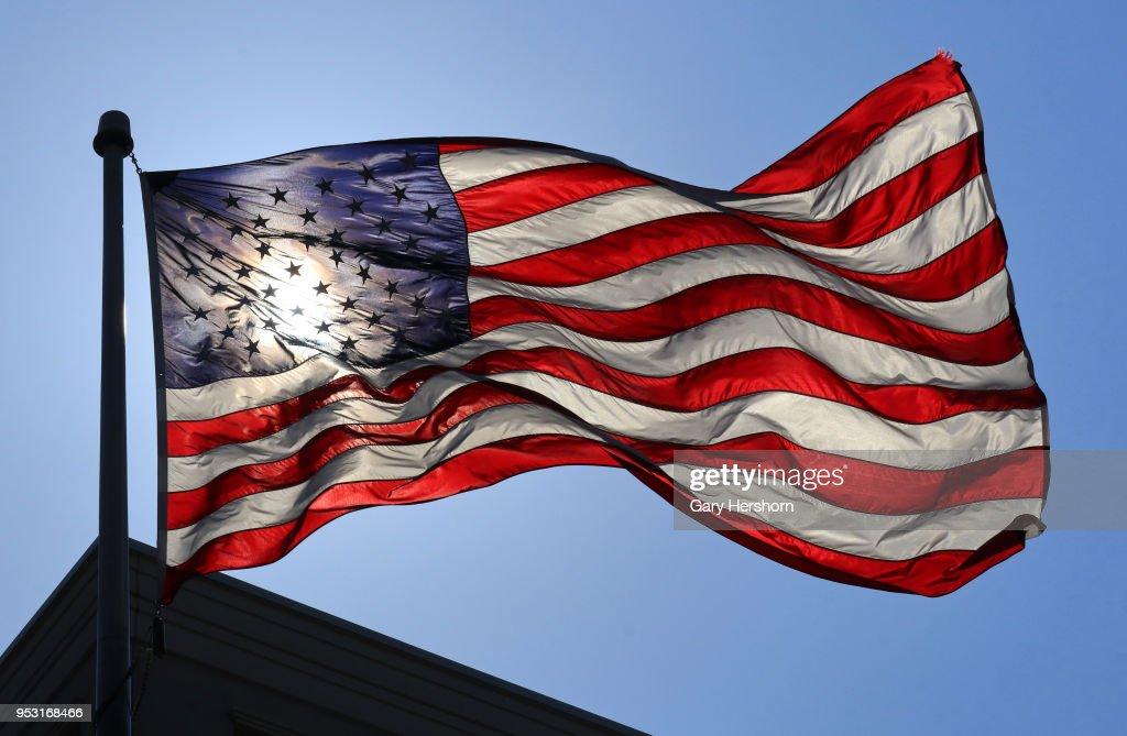 USA Flag : News Photo