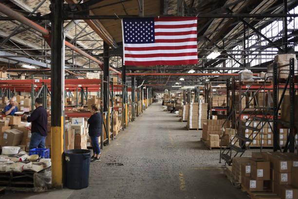 WV: Fiesta Tableware Factory Ahead Of Markit Manufacturing Figures