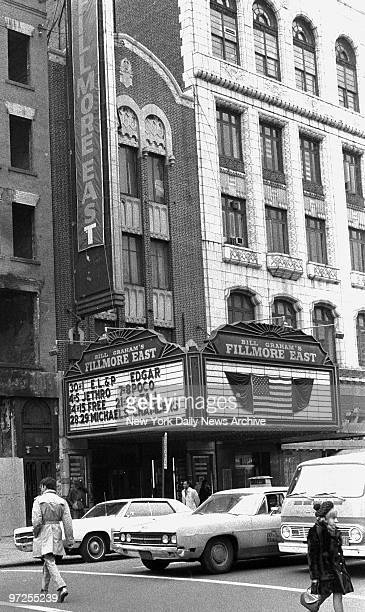 Remembering the Fillmore East - The Church of Rock and Roll