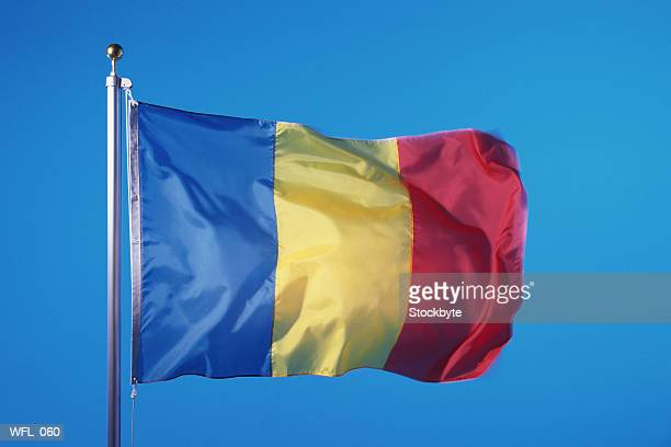 Chad Flag Stock Photos And Pictures Getty Images - Chad flag