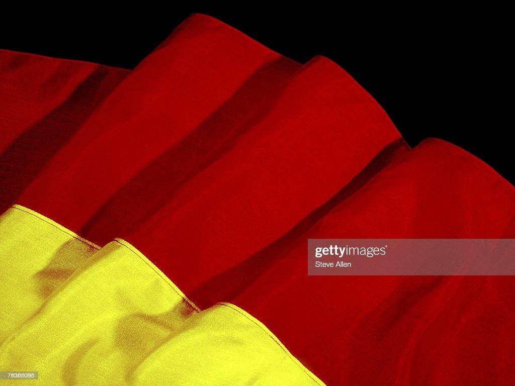 Flag of Germany : Stock Photo