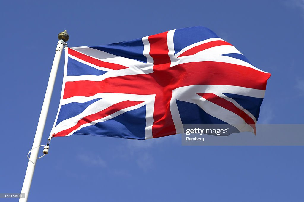 Flag of Great Britain II : Stock Photo