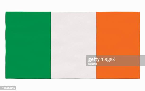 flag of ireland - irish flag stock pictures, royalty-free photos & images
