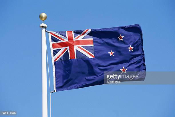 New Zealand Flag Stock Photos And Pictures
