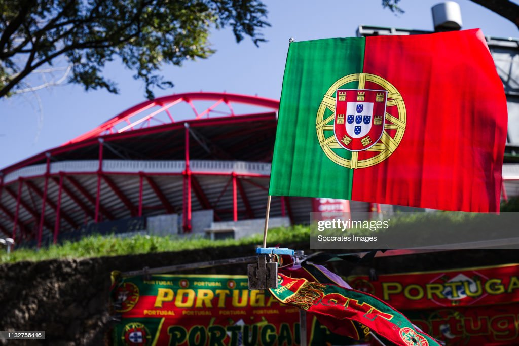 PRT: Portugal v Serbia - UEFA EURO 2020 Qualifier