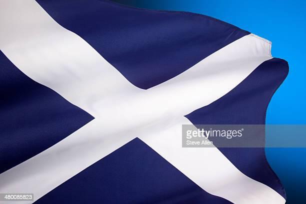 Flag of Scotland - United Kingdom