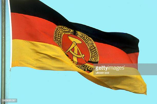 Flag of the German Democratic Republic