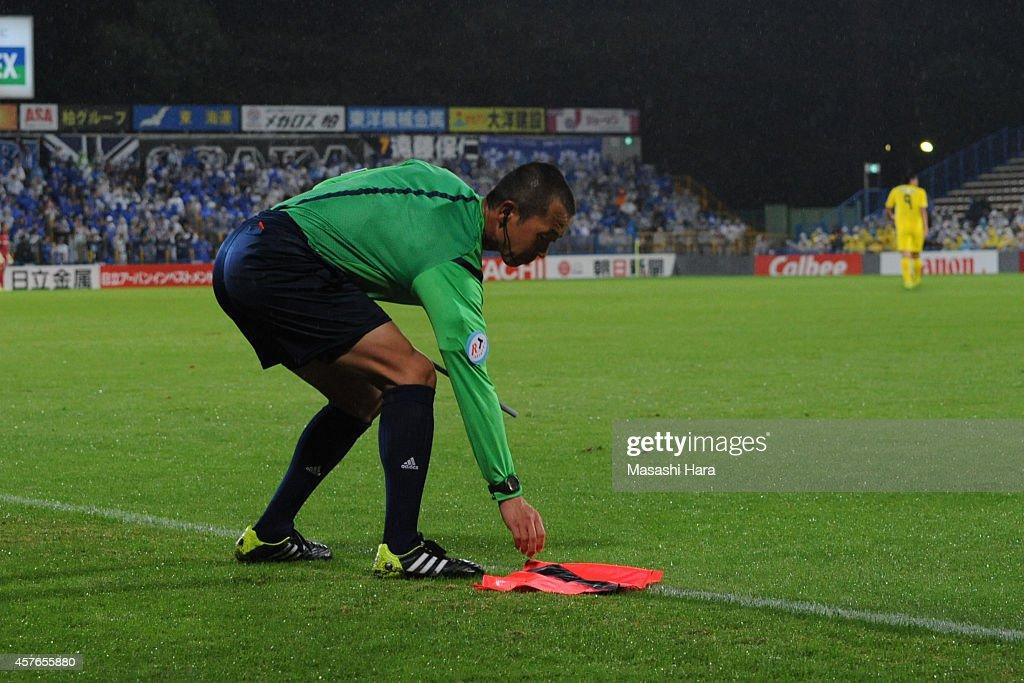Kashiwa Reysol v Gamba Osaka - J.League 2014 : News Photo