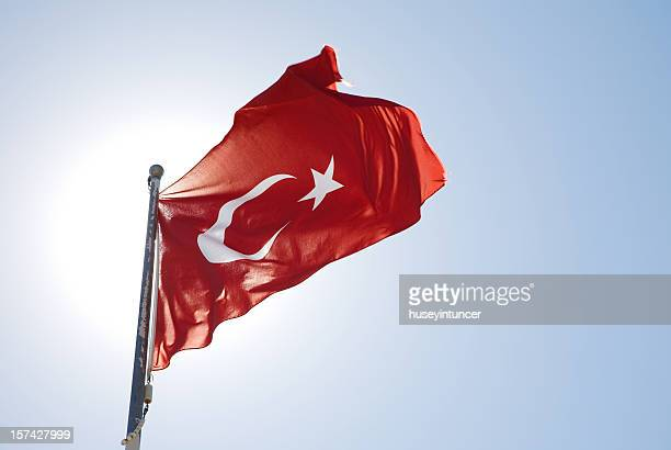 Flag of Turkish