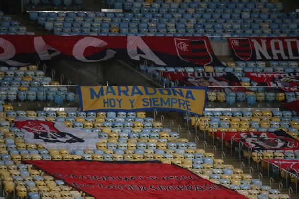 BRA: Flamengo v Racing Club - Copa CONMEBOL Libertadores 2020
