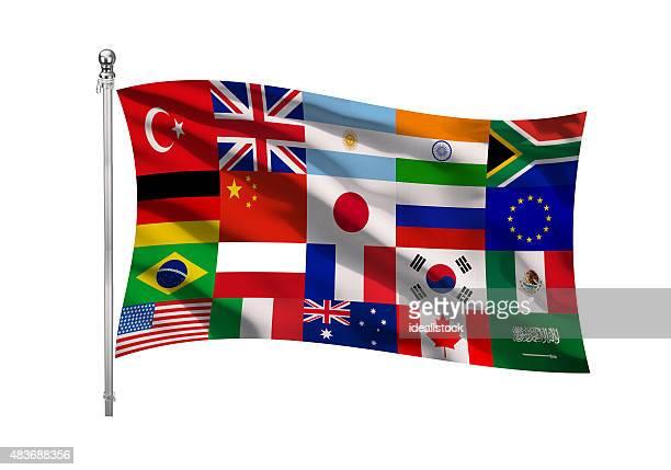 G20-Flagge