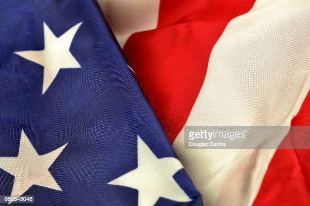 usa flag - military flags stock photos and pictures