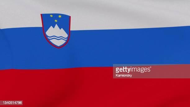 flag slovenia patriotism national freedom high