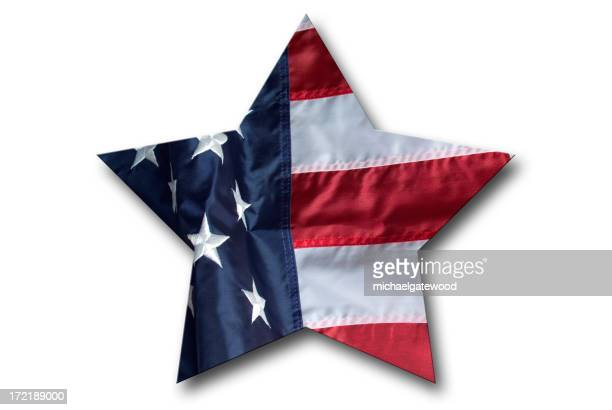 usa flag star - july stock pictures, royalty-free photos & images