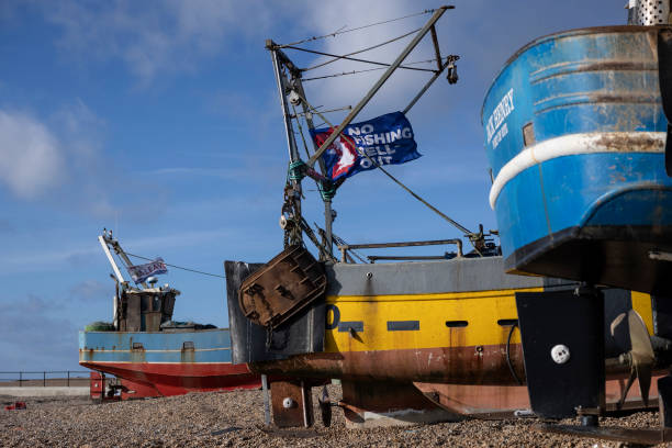 GBR: Fishing-Rights Row Between UK And  France Escalates