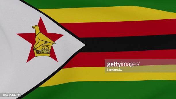 flag zimbabwe patriotism national freedom high