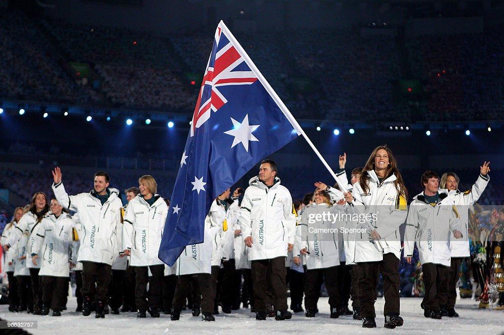 Olympics - Opening Ceremony