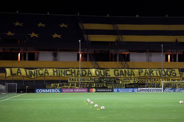 URY: Peñarol v Athletico Paranaense - Copa CONMEBOL Libertadores 2020