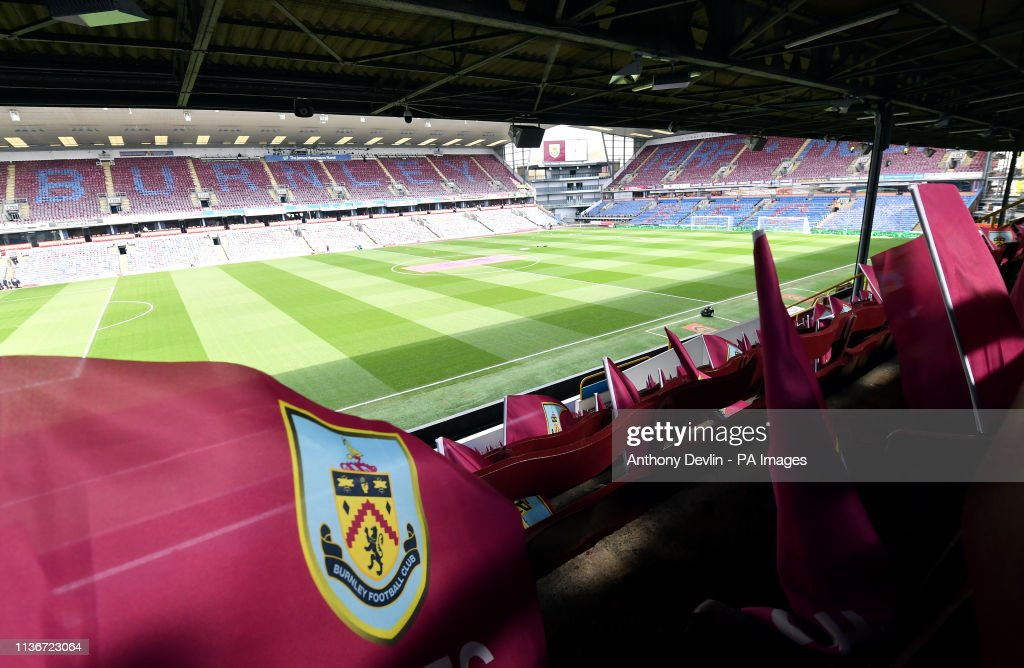 Burnley v Cardiff City - Premier League - Turf Moor : ニュース写真