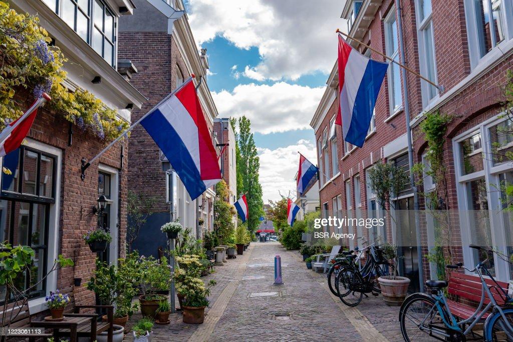 Netherlands Eases Some Coronavirus Lockdown Restrictions : Nieuwsfoto's