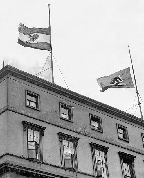 German Embassy In London