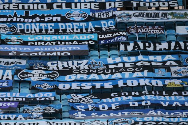 BRA: Gremio v Universidad Catolica - Copa CONMEBOL Libertadores 2020