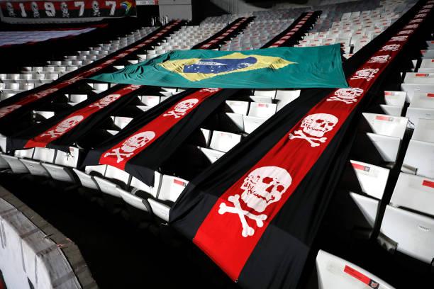 BRA: Athletico Paranaense v Jorge Wilstermann - Copa CONMEBOL Libertadores 2020